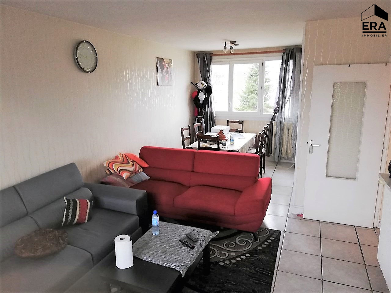 A Vendre Clermont-Ferrand . La Plaine.  Appartement 80.38 m2 + cave + garage